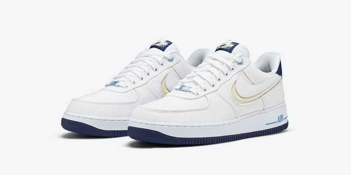 """Nike Air Force 1 Low """"White Canvas"""" DB3541-100, how do you score this pair of Air Force 1?"""