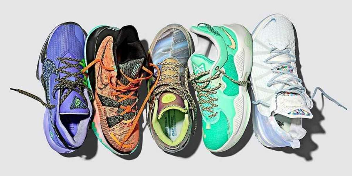 Nike All-Star series officially released! Which pair of Five Great War boots do you like best?